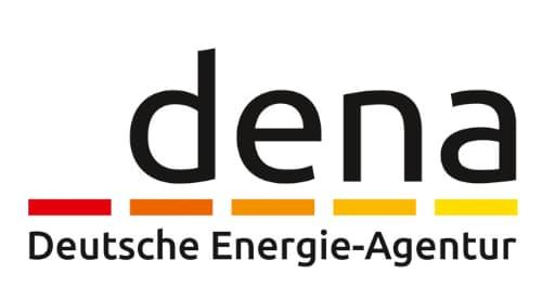 Logo dena Deutsche Energie-Agentur.